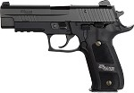 Sig Sauer P226 40 S&W Elite with Combat Night Sights